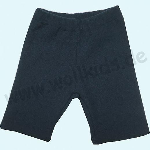WOLLKIDS Midi Shorts anthrazit Walkshorts Schurwolle Hose Walk