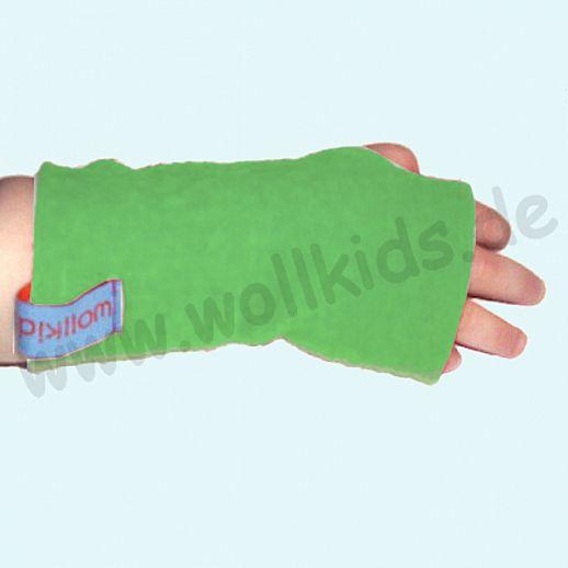Walk-Pulswärmer für Baby & Kind - ökologisch - warm - weich - apfel