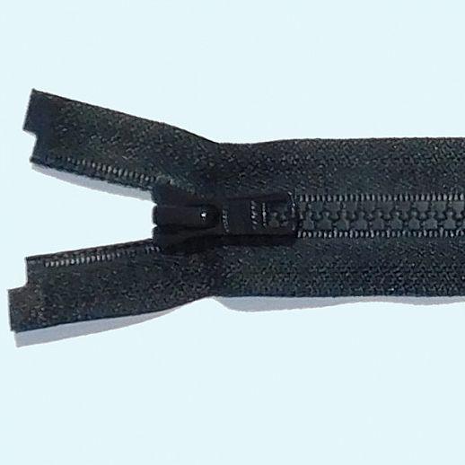 NEU: YKK Reißverschluß - ideal für Jacken - teilbar - super Qualität - anthrazit