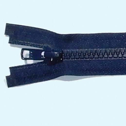 NEU: YKK Reißverschluß - ideal für Jacken - teilbar - super Qualität - marine