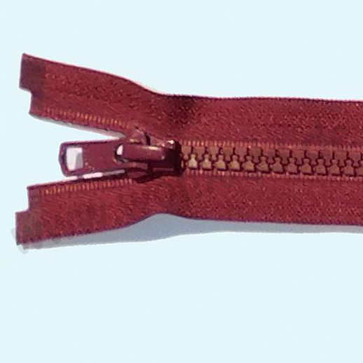 NEU: YKK Reißverschluß - ideal für Jacken - teilbar - super Qualität - bordeaux